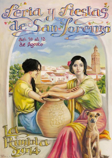 Fiestas de San Lorenzo Mártir